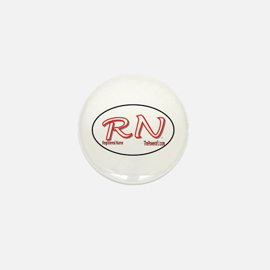 Nursing Mini Button