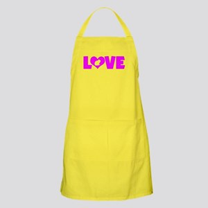 LOVE LOP RABBIT Apron