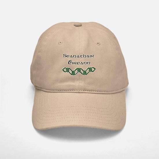 'Irish Grandfather' (Gaelic) Baseball Baseball Baseball Cap