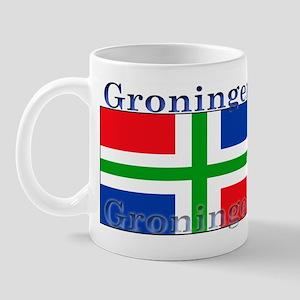 Groningen Gronings Flag Mug
