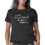 sd time-blk Women's Classic T-Shirt