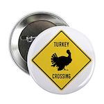 Turkey Crossing Sign 2.25