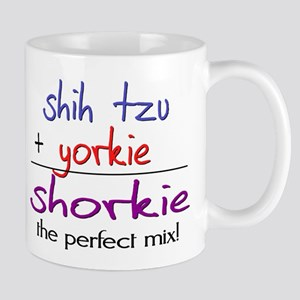 Shorkie PERFECT MIX Mug