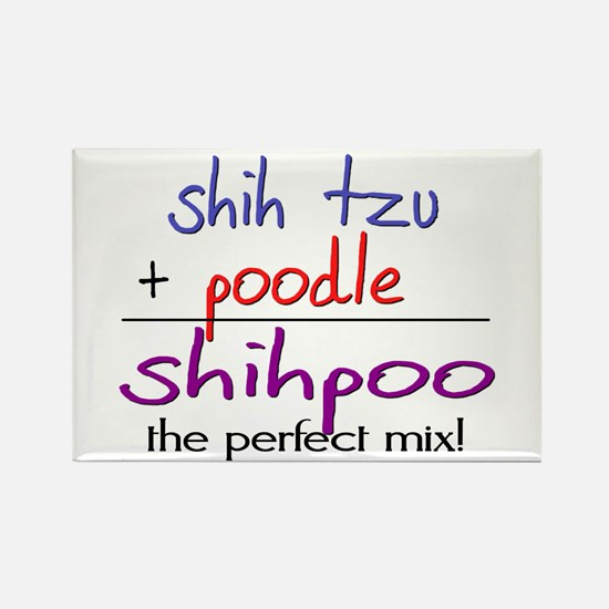 Shihpoo PERFECT MIX Rectangle Magnet