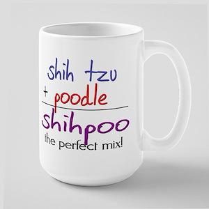 Shihpoo PERFECT MIX Large Mug