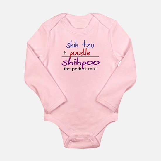 Shihpoo PERFECT MIX Long Sleeve Infant Bodysuit