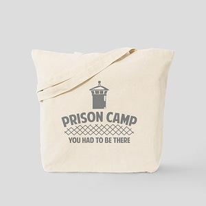 Prison Camp Tote Bag