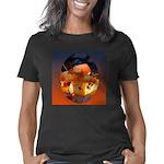 Backlit Mushroom Women's Classic T-Shirt