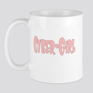 Cyber-Girl Mug