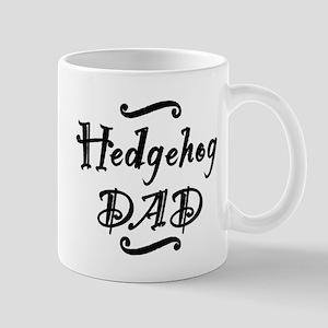 Hedgehog DAD Mug