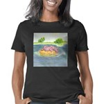 Summer, and the Livin' Is  Women's Classic T-Shirt