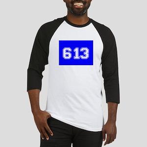 Jewish 613 Baseball Jersey