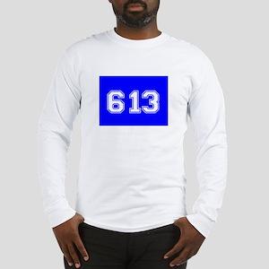 Jewish 613 Long Sleeve T-Shirt