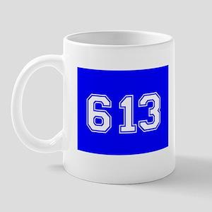 Jewish 613 Mug