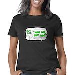 Slim Black Shirt Women's Classic T-Shirt