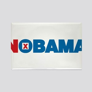 NOBAMA Rectangle Magnet