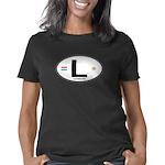 l-oval-1 Women's Classic T-Shirt