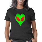 alienloveheart Women's Classic T-Shirt
