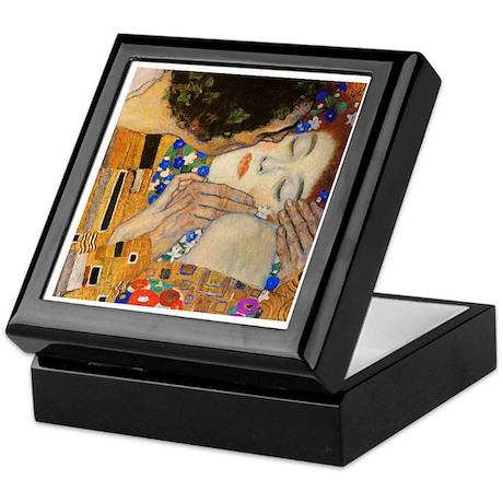 Klimt - The Kiss Keepsake Box
