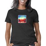 Grange beach, Adelaide Women's Classic T-Shirt