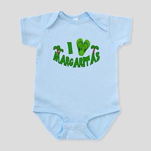 I love Margaritas Infant Bodysuit