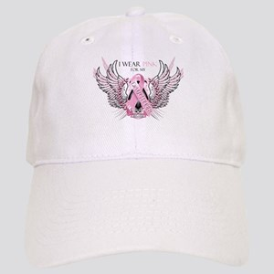 I Wear Pink for my Daughter Cap