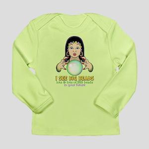Mardi Gras Gypsy Long Sleeve Infant T-Shirt