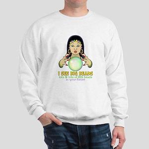 Mardi Gras Gypsy Sweatshirt