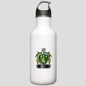 MOORE COAT OF ARMS Stainless Water Bottle 1.0L