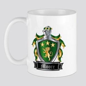 MOORE COAT OF ARMS Mug