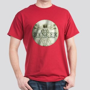 Reel Dancer Intelligent Motion by DanceBay Dark T-