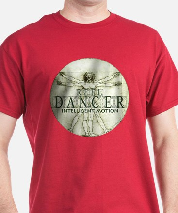 Reel Dancer Intelligent Motion by DanceBay T-Shirt