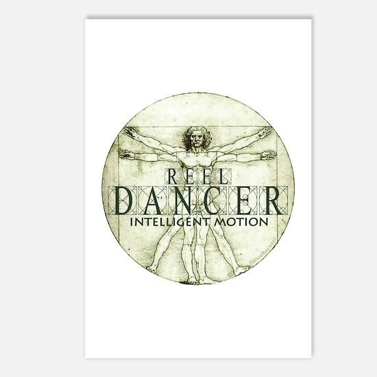 Reel Dancer Intelligent Motion by DanceBay Postcar