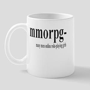 mmorpg - many men role-playin Mug