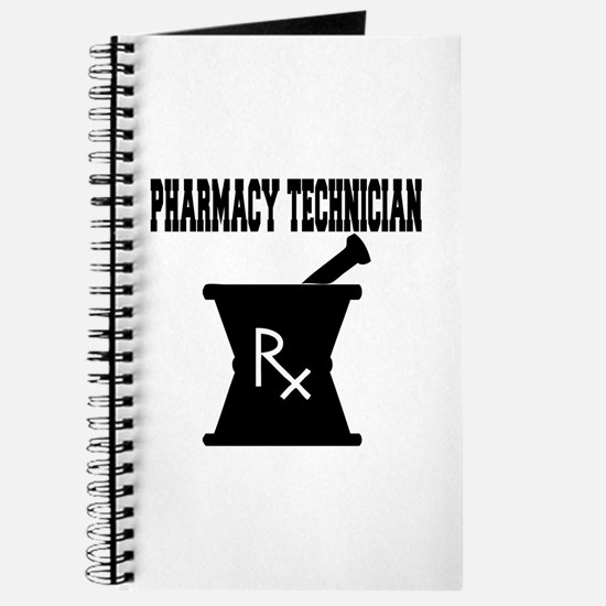 Pharmacy Technician Rx Journal