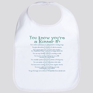 You Know You're a Runner If Bib