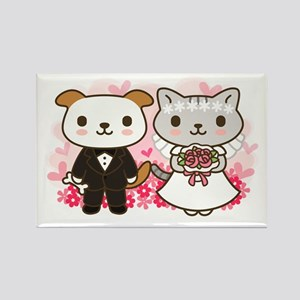Great Marriage Rectangle Magnet