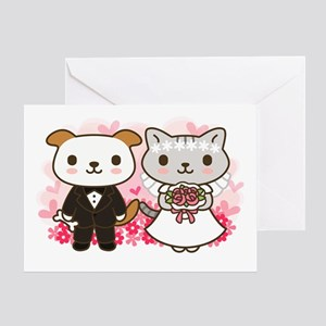 Great Marriage Greeting Card