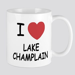 I heart lake champlain Mug