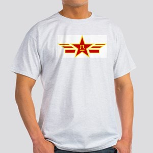 Aviation - Nanchang CJ-6 Ash Grey T-Shirt