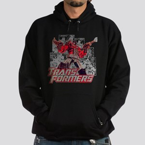 Transformers Comic Book Sweatshirt