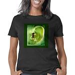 GO GREEN FAIRY Women's Classic T-Shirt