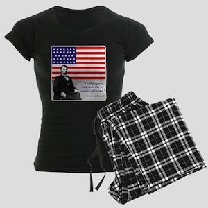 Lincoln Women's Dark Pajamas