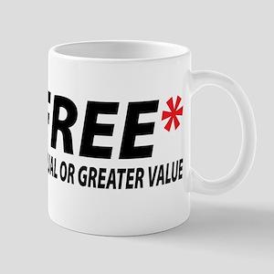 STD Free Mug