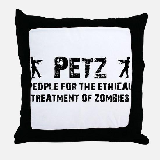 PETZ Throw Pillow