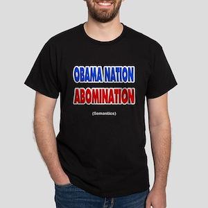 Obama Nation Abomination (Sem Dark T-Shirt