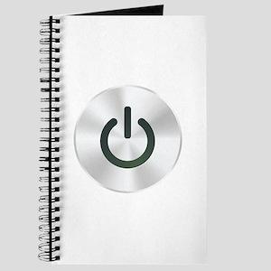 Power Button Journal