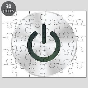 Power Button Puzzle