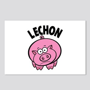 Lechon Postcards (Package of 8)