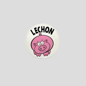 Lechon Mini Button